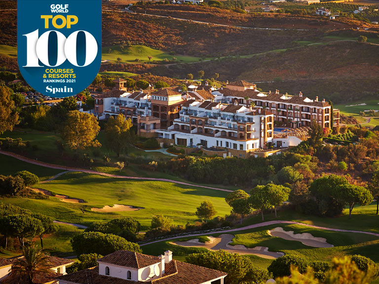 La Cala Golf Resort Ranked Top 3 Best Resort