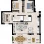 SV-3-Bedroom-apartment-floor-plan